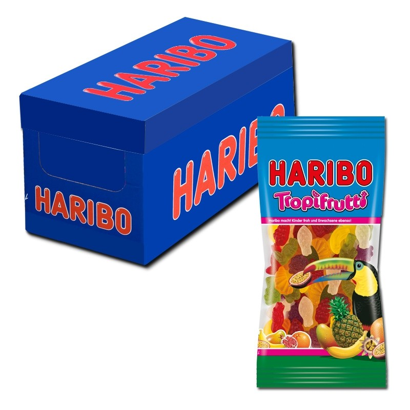 Haribo-Tropifrutti-75g-Taschenpackung-14-Beutel
