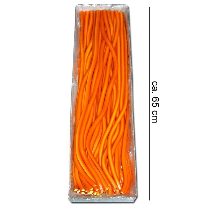 Meterkabel-Pfirsich-60-cm-Fruchtgummi-40-Stueck