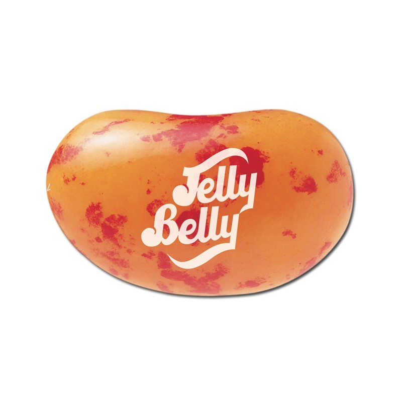Jelly-Belly-Pfirsich-1kg-Beutel-Bonbon-Gelee-Dragees