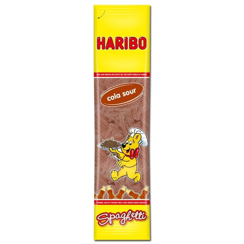 Haribo-Spaghetti-Cola-Saure-Schnüre-200g-Beutel