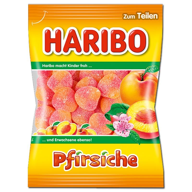 Haribo-Pfirsiche-Fruchtgummi-200g-Beutel