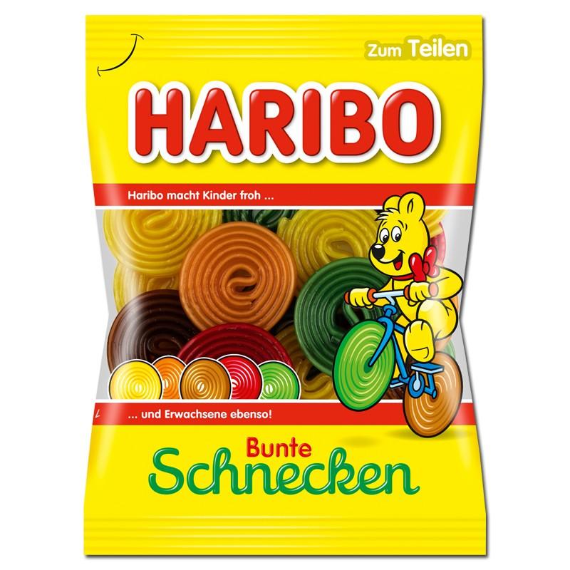 Haribo-Frucht-Cola-Schnecken-Fruchtgummi-175g-Beutel