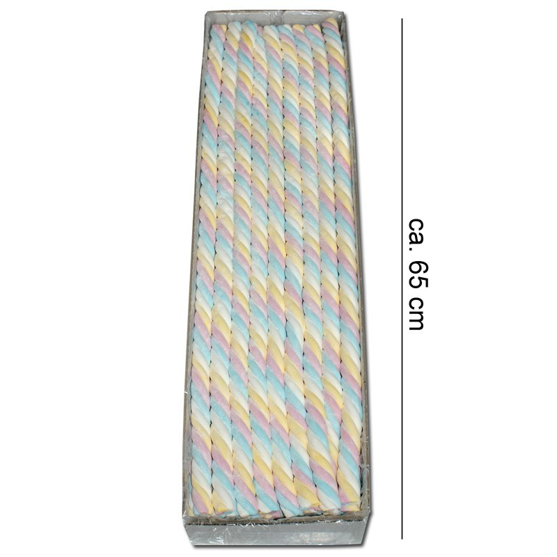 Meterkabel-Speck-Mausespeck-4-farbig-gedreht-35-Stueck