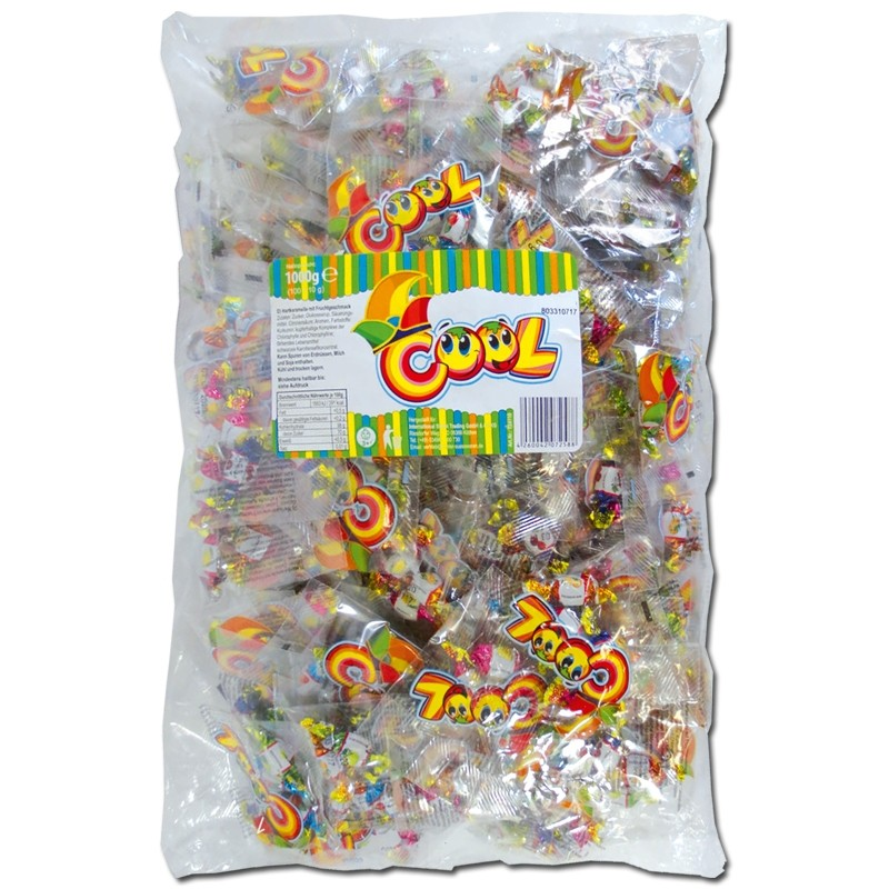 "Cool-Mini-Bonbons-""Narrenkappe""-100-Beutel-je-10g"