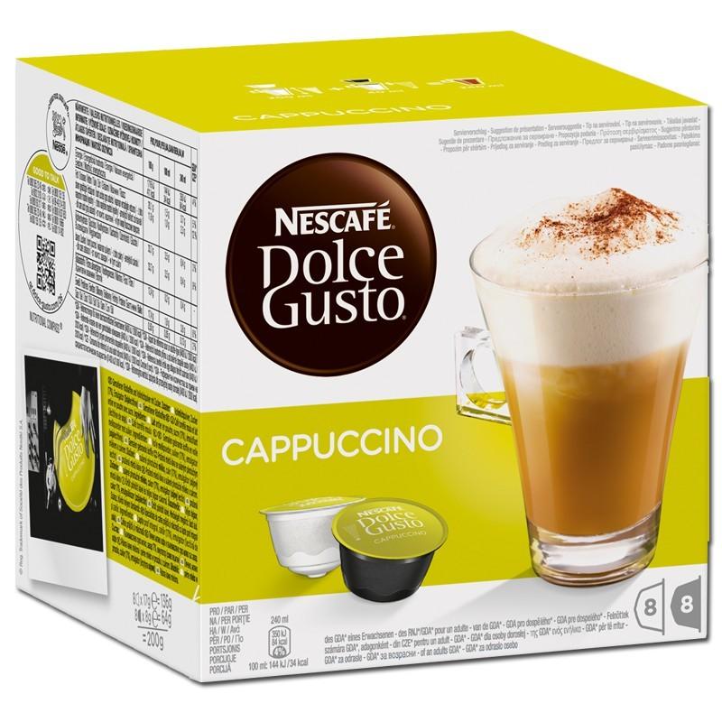 Dolce-Gusto-Cappuccino-Nescafe-Kaffee-16-Kapseln