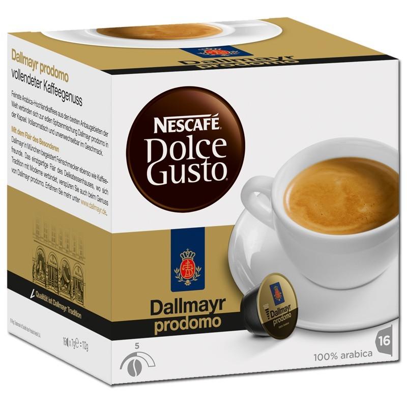 Dolce-Gusto-Dallmayr-ProdomoKaffee-16-Kapseln-MHD-301119
