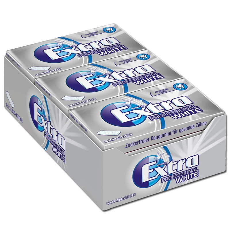 Wrigleys-Extra-Professional-White-Streifen-12-Packungen