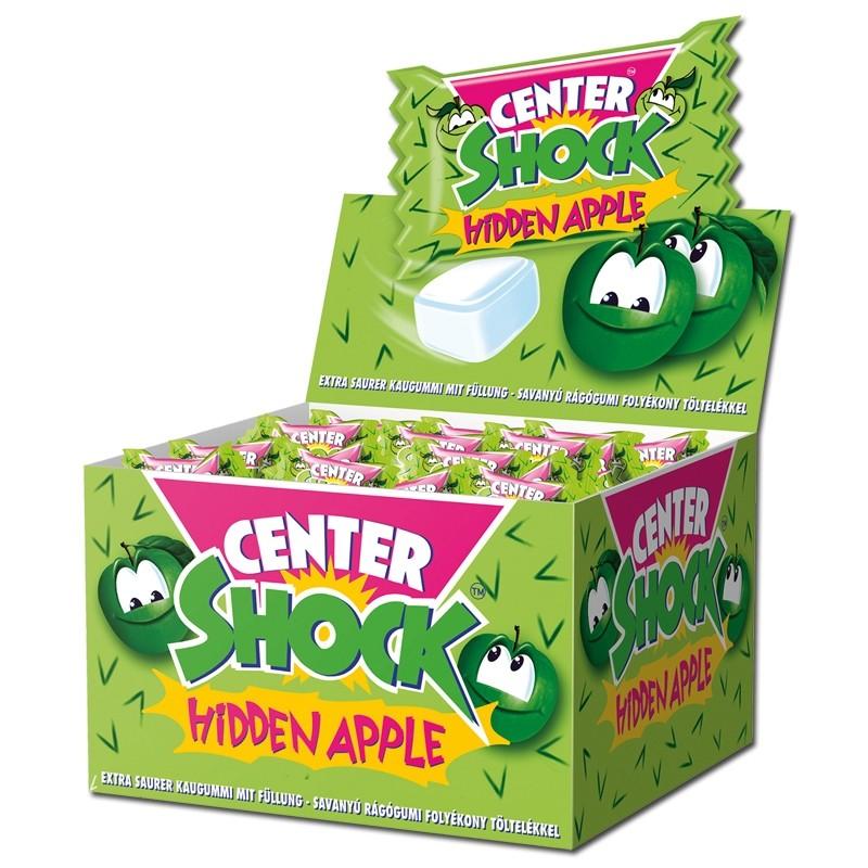 Center-Shock-Apfel-Kaugummi-Apple-100-Stueck