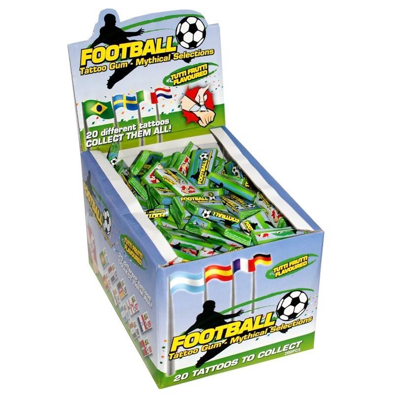 Football-Tattoo-Gum-Kaugummi-mit-Fussball-Tattoos-200-Stk_1