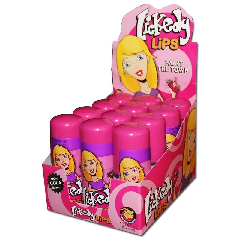 Lickedy-Lips-Zungen-Roller-färbt-die-Zunge 12 Stück