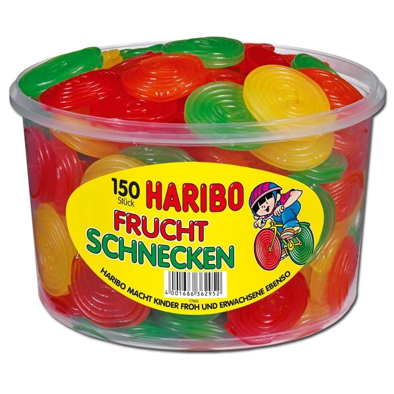 Haribo-Frucht-Schnecken-Rotella-Fruchtgummi-150-Stueck