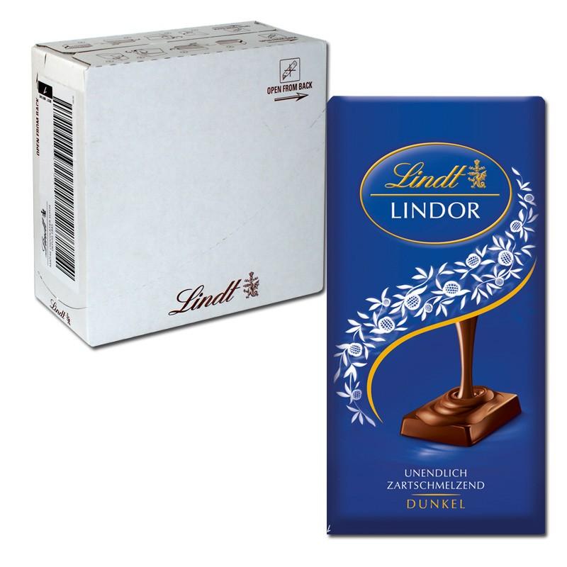 Lindt-Lindor-dunkel-Schokolade-100g-12-Tafeln