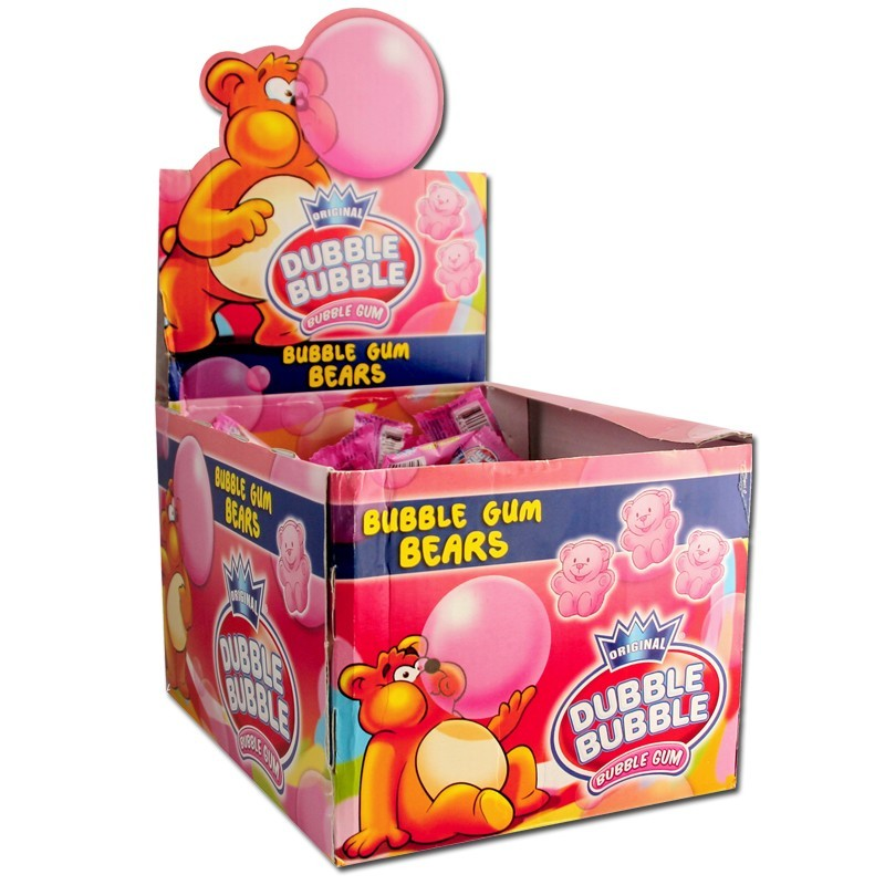 Kaugummi-Baerchen-Bubble-Gum-Bears-150-Stueck