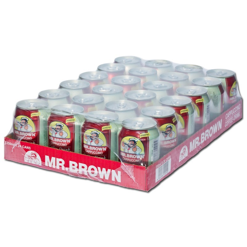 Mr-Brown-Cappuccino-Coffee-250ml-Kaffee-Getraenk-24-Ds_1
