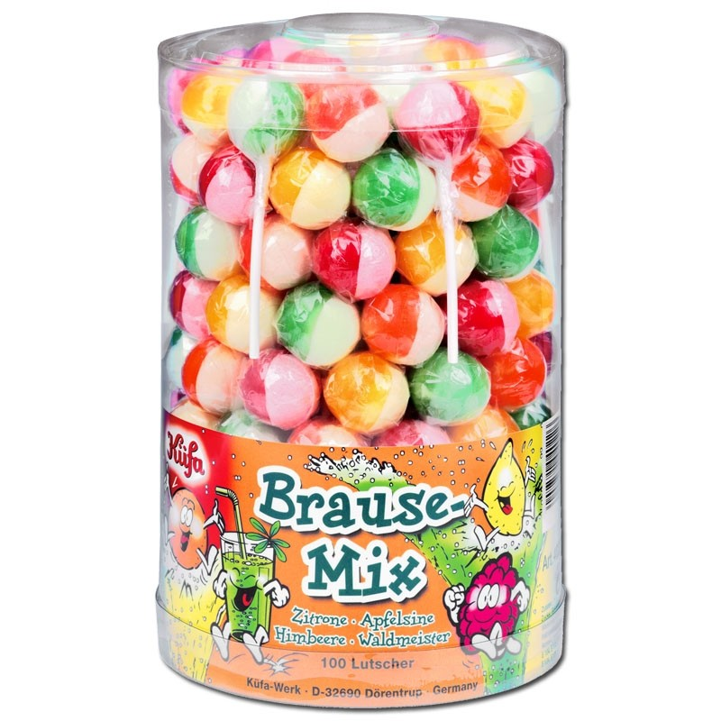 Kuefa-Brause-Mix-Lutscher-Lolly-100-Stueck