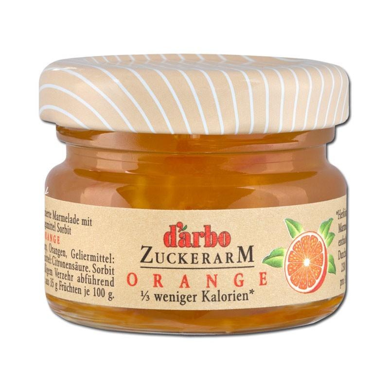 Darbo-Zuckerarm-Orangen-Marmelade-im-Miniglas-60-Stueck