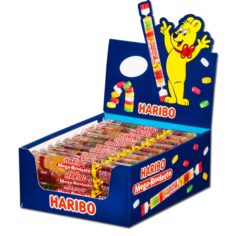 Haribo-Mega-Roulette-grosse-Weingummi-Rolle-40-Stueck