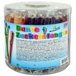 Bunter-Zuckerstangen-Mix-Lutscher-Hartkaramellen-200-Stk
