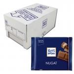 Ritter-Sport-Nugat-Schokolade-13-Tafeln-je-100g