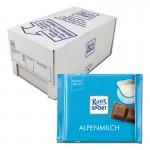 Ritter-Sport-Alpenmilch-Schokolade-12-Tafeln-je-100g