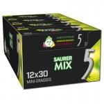 Wrigley-5-Gum-Saurer-Mix-Dragee-Kaugummi-12-Packungen-je-207g