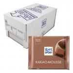 Ritter-Sport-Kakao-Mousse-Schokolade-11-Tafeln-je-100g