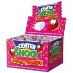 Center Shock Erdbeere Kaugummi, 100 Stück
