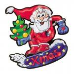 Storz-Snowboard-Santa-Schokoladen-Figur-60-Stueck
