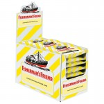 Fishermans Friend Lemon ohne Zucker, Pastillen, 24 Btl