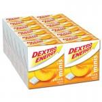 Dextro Energy Minis Pfirsich Traubenzucker 12 Packungen