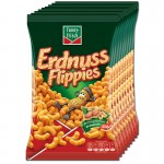 Funny-Frisch-Erdnuss-Flippies-Classic-250g-9-Beutel
