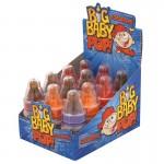Big Baby Pop Classic Lutscher, Babyfläschen, 12 Stück