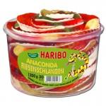 Haribo-Riesen-Schlangen-Fruchtgummi-Schaumzucker-30Stk