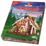 Weiss-Lebkuchen-Hexenhaus-mit-Haribo-Dekorteilen-500g