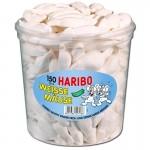 Haribo-Weiße-Mäuse-Schaumzucker-150-Stück