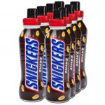 Snickers-Drink-350ml-PET-Flasche-Milch-Mix-Getraenk-8-Stueck
