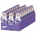 Milka-Weihnachtsmann-50g-Schokolade-Hohl-Figur-24-Stück